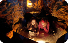 Vacations in the Speleohouse for schoolchildren and students