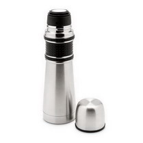 thermos flask for the trekking in the Carpathians