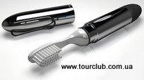 зубна щітка, паста, засоби гігієни