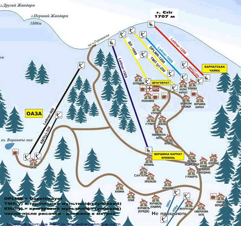 Горнолыжные курорты Украины: Буковель и Драгобрат ...: http://www.tourclub.com.ua/ru/info/usefull-info/local-lore-tours/ski-resorts-ukraine-bukovel-dragobrat