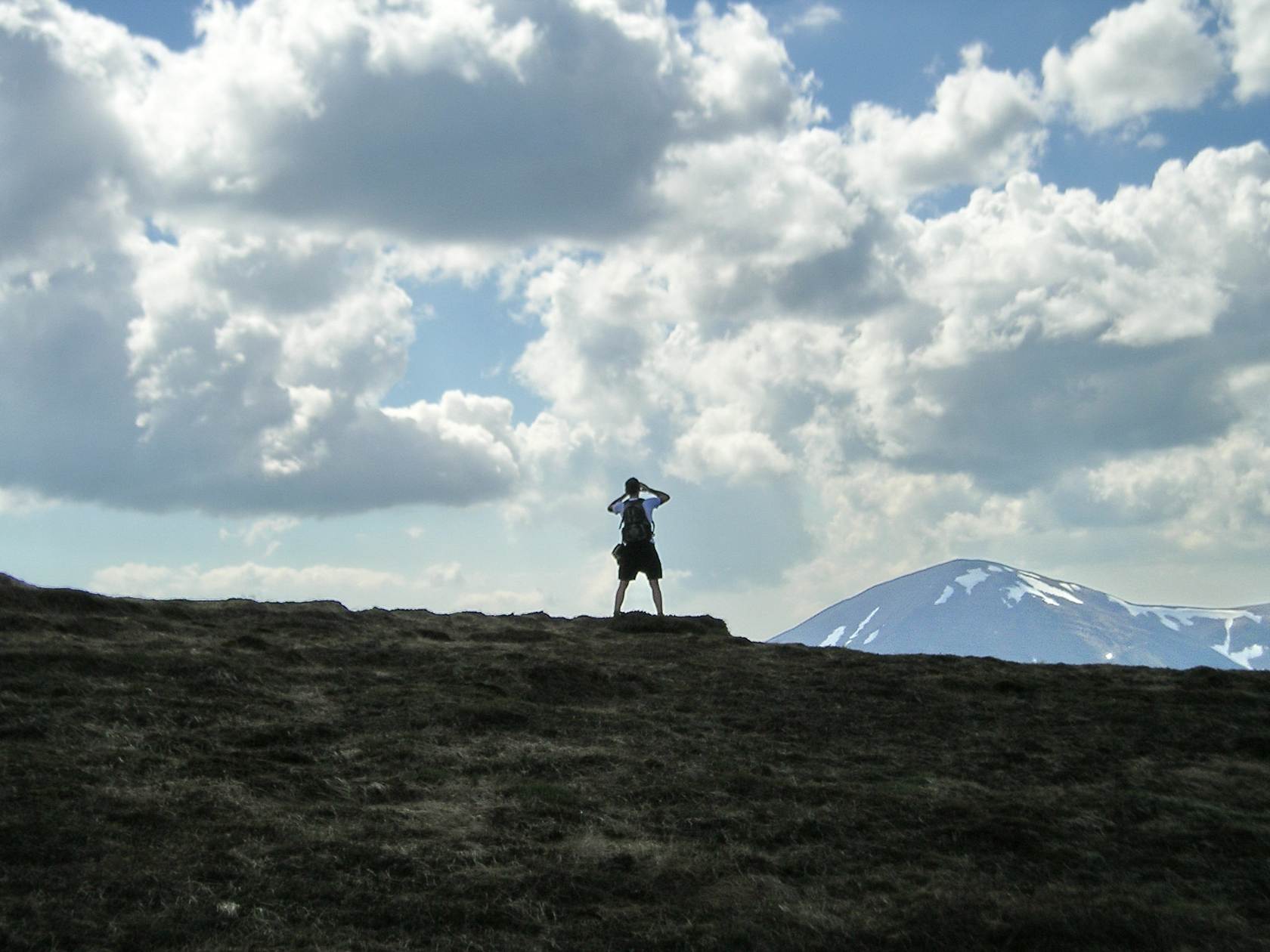 Hiking in the Carpathians