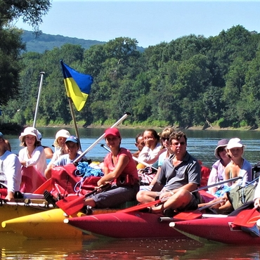 Rafting on the DNIESTER: Dniester quartet