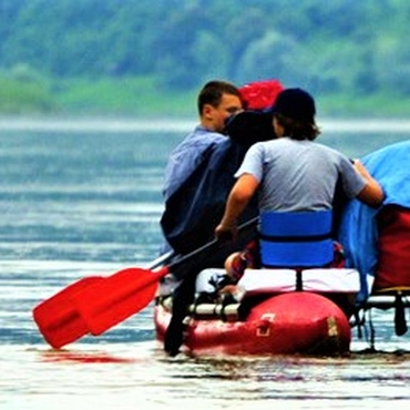 Rafting on the DNIESTER: Five-day to Khotyn