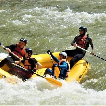 Rafting on the Cheremosh River: Hutsul adrenaline