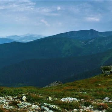 Trekking in the Carpathians: Conquering the highest peaks