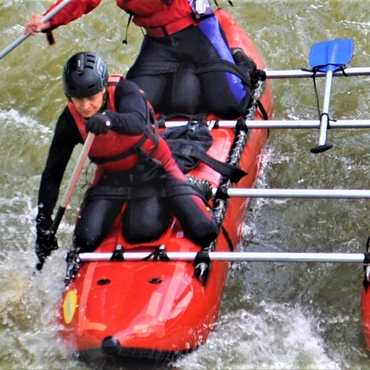Rafting in the Carpathian: Three rivers (White Cheremosh, Black Cheremosh, Prut)