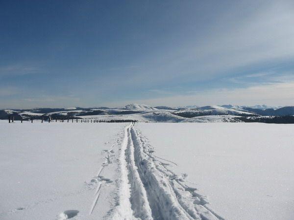 Лыжные походы в карпаты горнолыжные